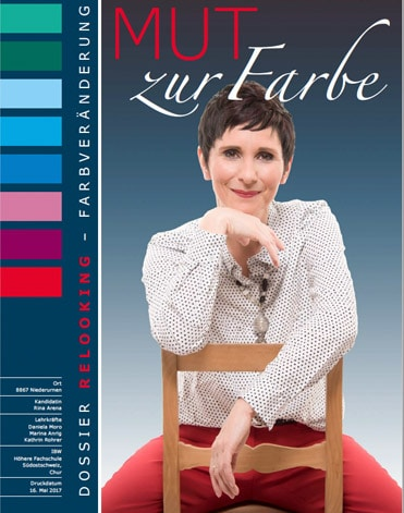 Relooking – Mut zur Farbe
