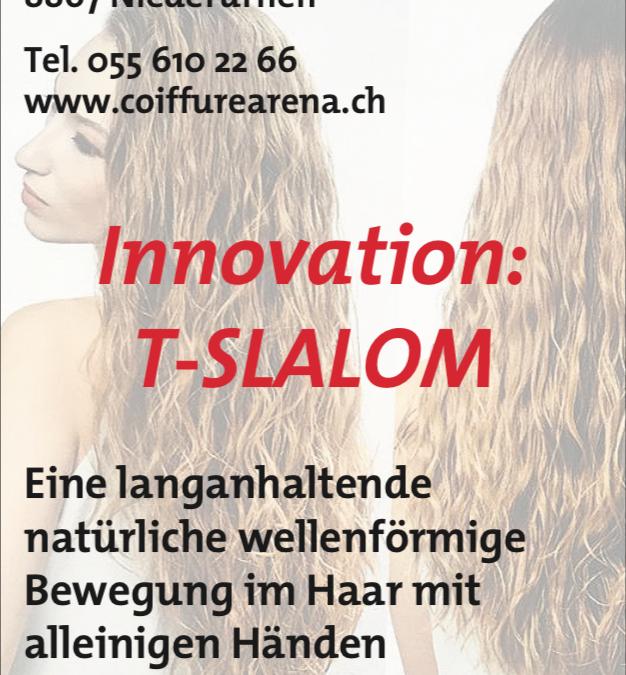 INNOVATION: T-SLALOM
